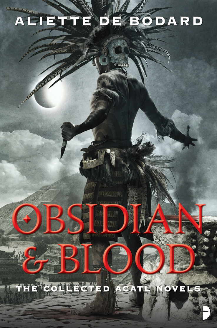 OBSIDIAN BLOOD By Aliette De Bodard Currently In The Cooker SAMANTHA MOON JR Rain Already Attempted To Read And Gave Up Rather Quickly