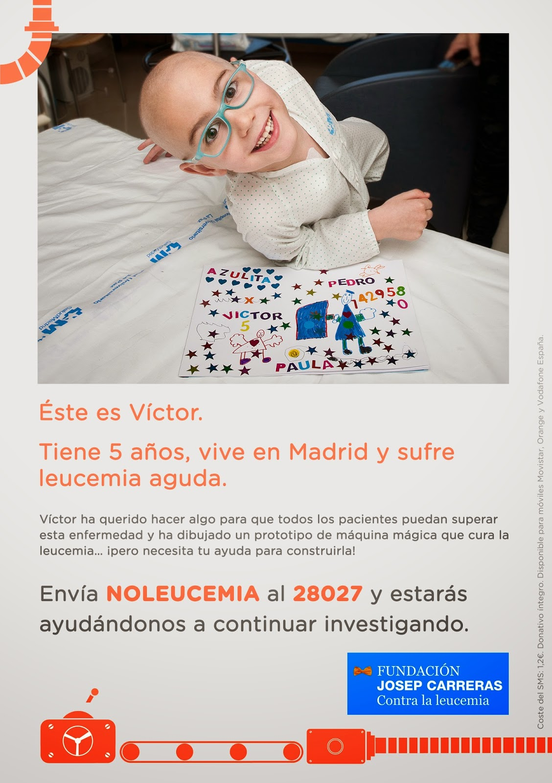 Campaña para la investigación de la leucemia