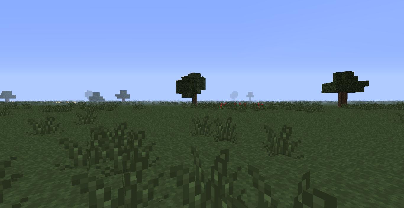 Minecraft Superflat Overworld