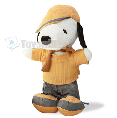 all kinds of toys snoopy with scarf plush toy 120cm. Black Bedroom Furniture Sets. Home Design Ideas