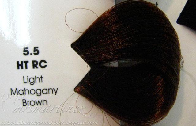 show me loreal hair color 1b