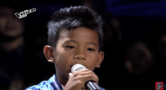 Christian Pasno turns 3 chairs on 'The Voice Kids' Philippines