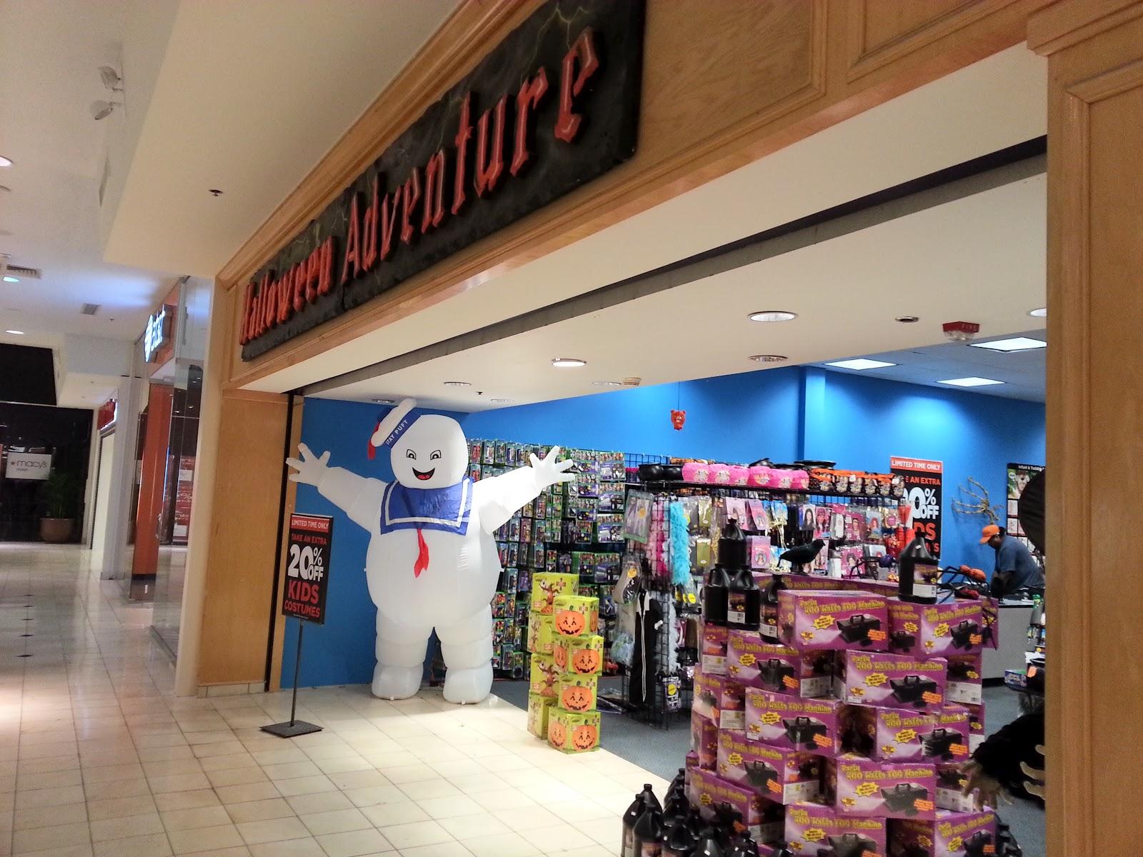 halloween adventure pop up store opens in bethesda photos