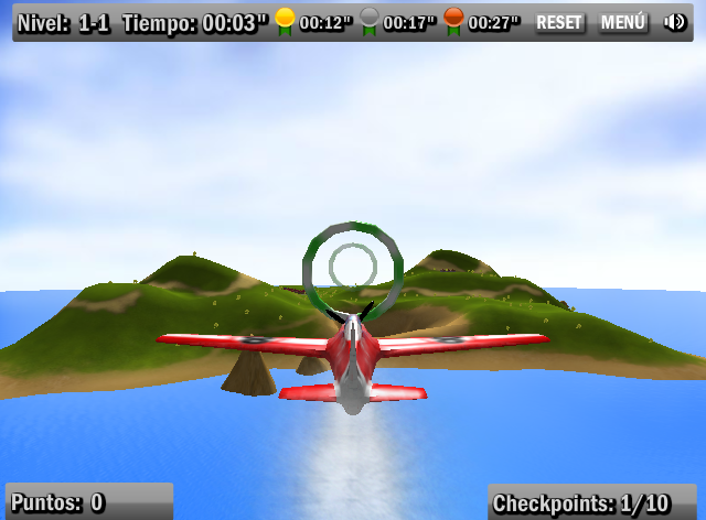 juego Sky Kings Racing