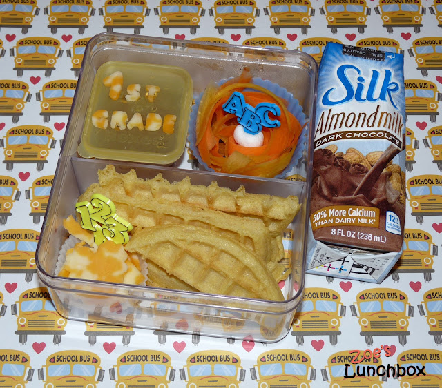 1st Grade Bento Lunch