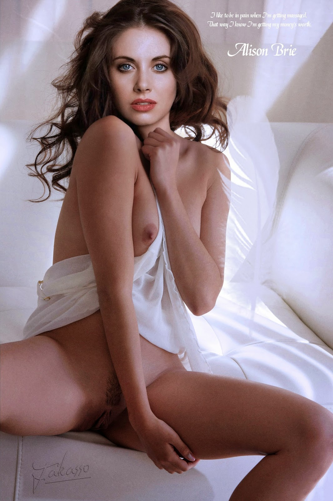 Absolutely Alison brie hot authoritative