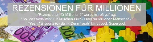 Udo Bartsch: Rezensionen für Millionen