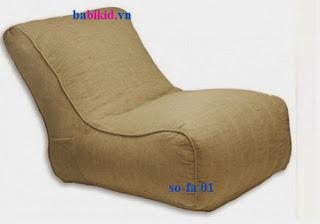 chưa ngồi thì chưa thấy thích là gối lười hạt xốp, ghế xốp lười