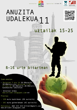 Anuzita Udalekua 2011