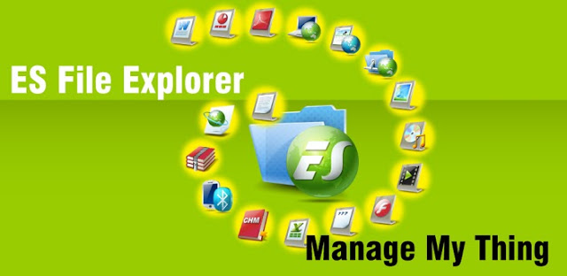 ES File Explorer File Manager v1.6.2.5 APK
