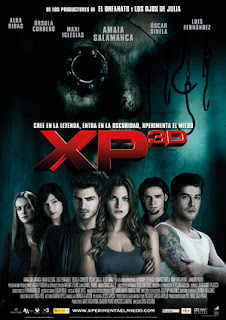 XP3D: Paranormal xperience 3d (2011)