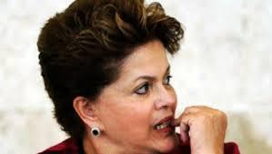 A AVALIAÇÃO DO GOVERNO DA PRESIDENTE DILMA  CAIU 27 PONTOS.