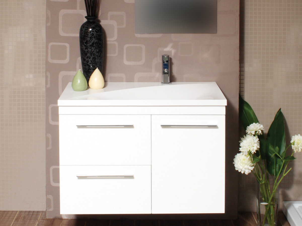 reece au bathrooms products adp desire 900 wall hung vanity