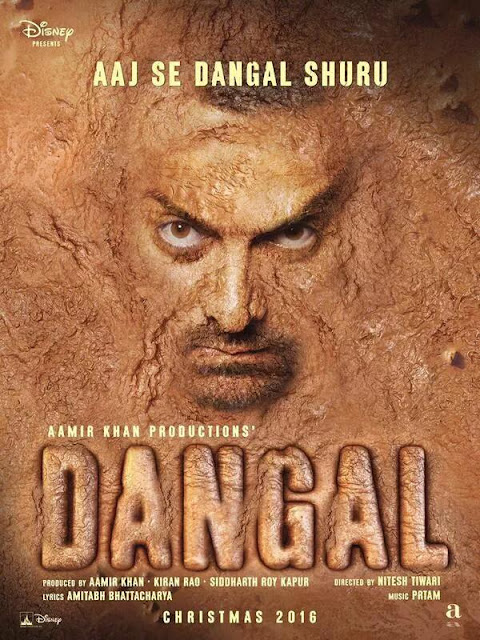 Dangal Movie First look poster