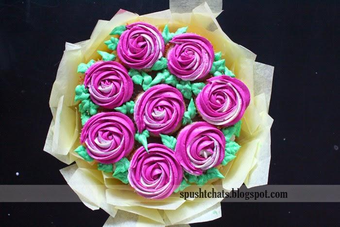 Spusht | Cupcake Bouquet