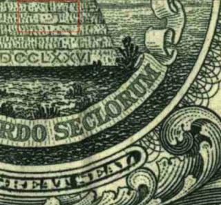 Rahsia Duit One Dollar Amerika