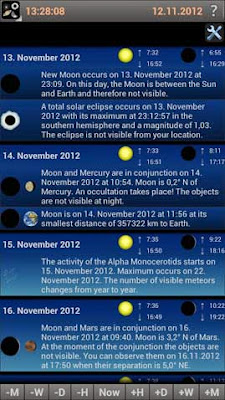 Mobile Observatory - Astronomy apk