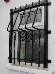 Iron works philippines for Tubular window design