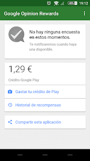YoAndroideo.com: Consigue gratis Apps, películas, música,... de la Play Store con Google Rewards