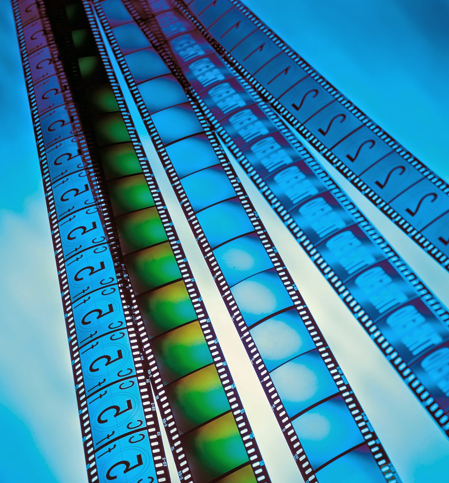 Collection Of Movie Reels Best Choice