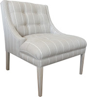 The Esquire chair is perfect for the bedroom or lounge room, elegant and simple it will suit most styles of decorating.