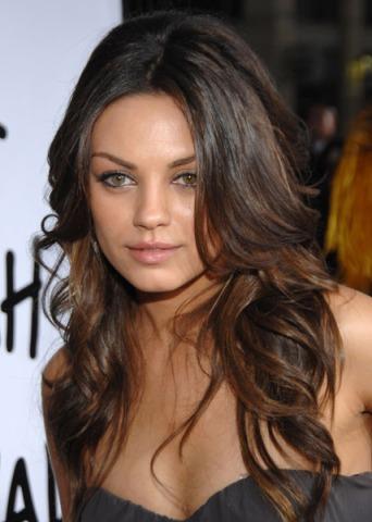 Mila Kunis glamour images