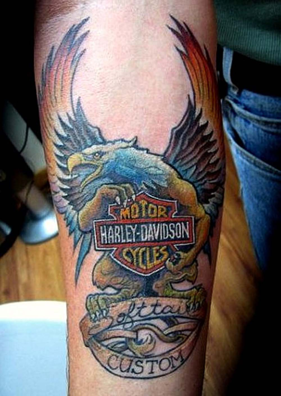 Harley davidson tattoo designs joy studio design gallery best