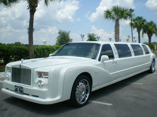 Rolls-Royce-Limousine