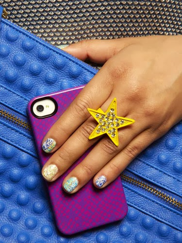 Nail Art Ideas To Pump Up Your Prom Mani 6