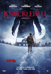 "Líbil se mi thriller:  ""Knuckleball"" 2018"