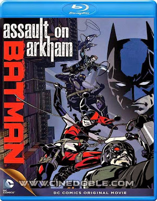 batman assault on arkham 2014 1080p latino Batman: Assault on Arkham (2014) 1080p Latino