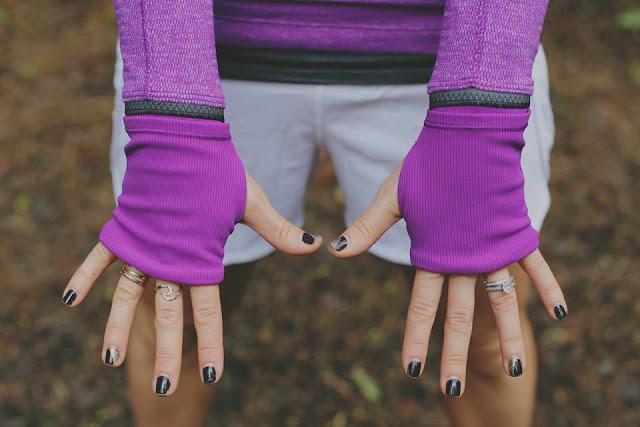 lululemon runderful-halfzip violet