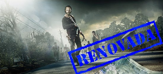 The Walking Dead (AMC): Renovada temporada 6