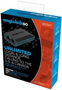 Phone Magic Jack Magicjack Go! 2014 Version