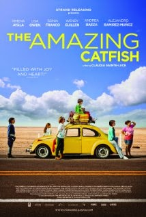 The Amazing Catfish (2014) - Movie Review
