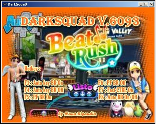 Cheat Ayodance Auto Beat Rush Mei 2013