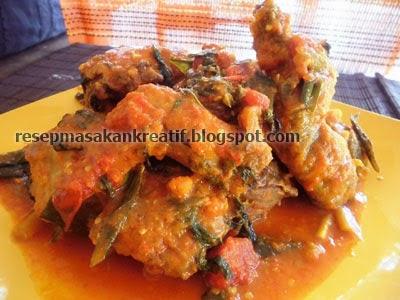 Cara Membuat Ayam Woku Bumbu Manado