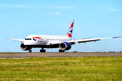 British Airways. ZonaAero