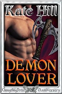 Demon Lover by Kate Hill' title=