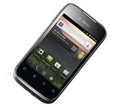 T-Mobile Prism / Huawei Prism