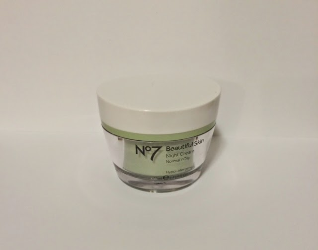No 7 Night Cream