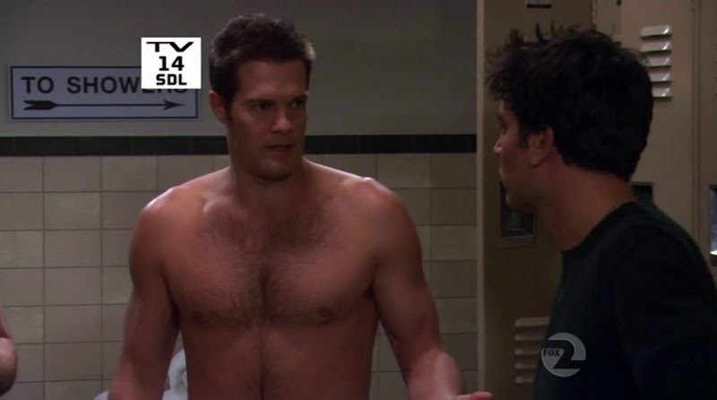 Geoff Stults Shirtless in How I Met Your Mother s6e05