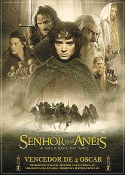 senhor.aneis.downfilmes Download Filme   O Senhor dos Anéis: A Sociedade do Anel   Versão Extendida   BDRip Dublado