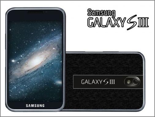 HP Samsung Galaxy S III