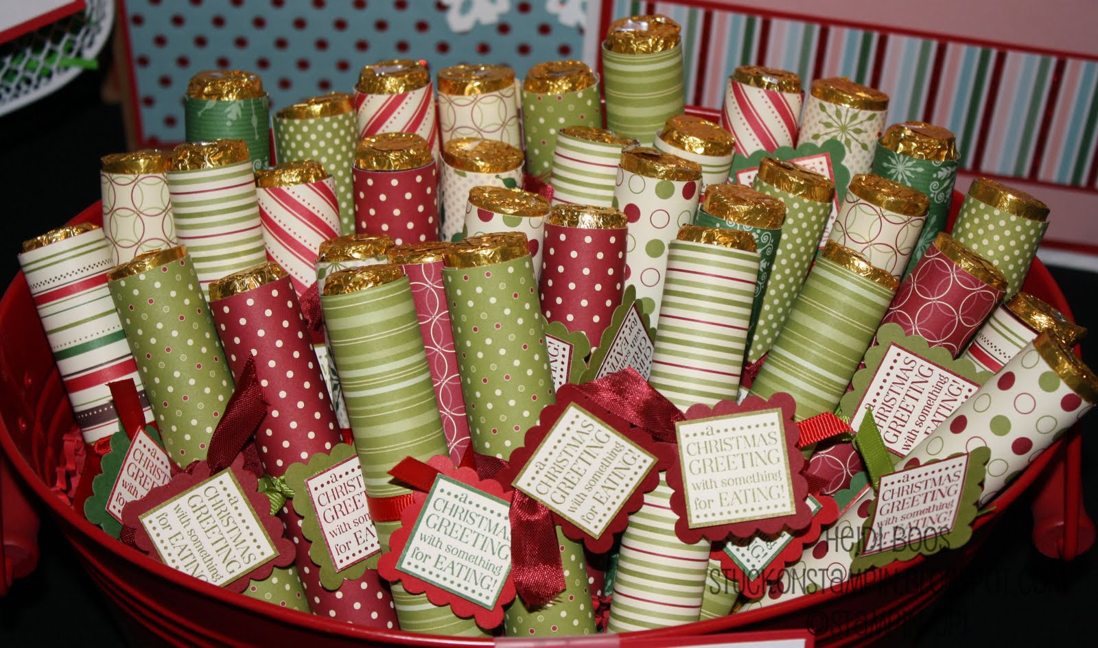 Christmas Craft Fair Ideas Part - 20: 12 Days Of Christmas {projects} - Day 6
