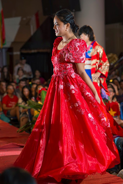 International Day Fashion Show BIS 2013
