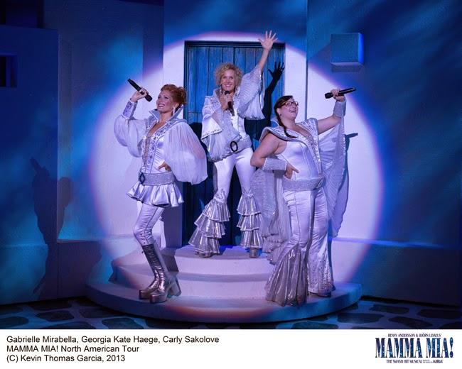 Mamma Mia! (Photo: Kevin Thomas Garcia)