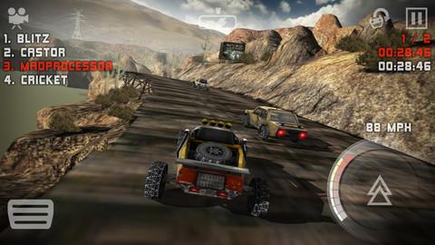 Apps Gone Free - Uber Racer 3D - Sandstorm free