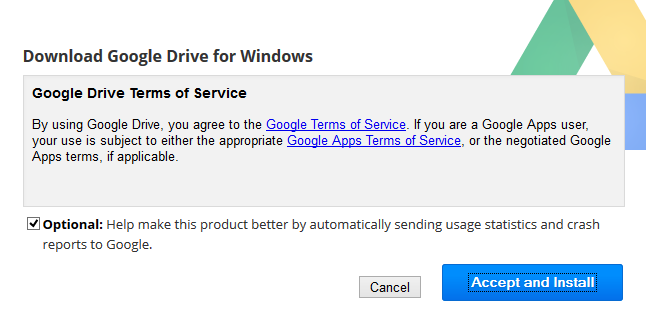 how to install google drive in windows explorer