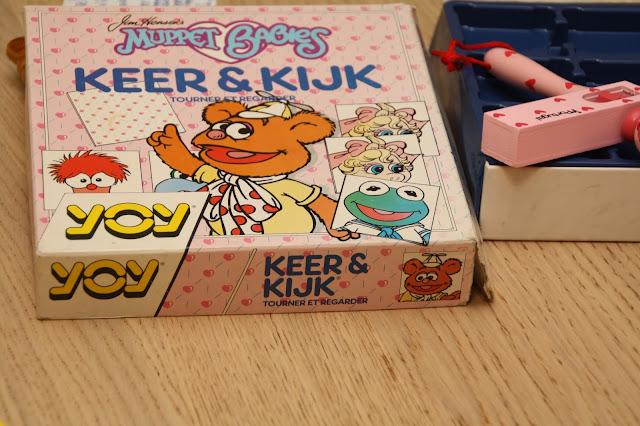 muppets jeu de loto